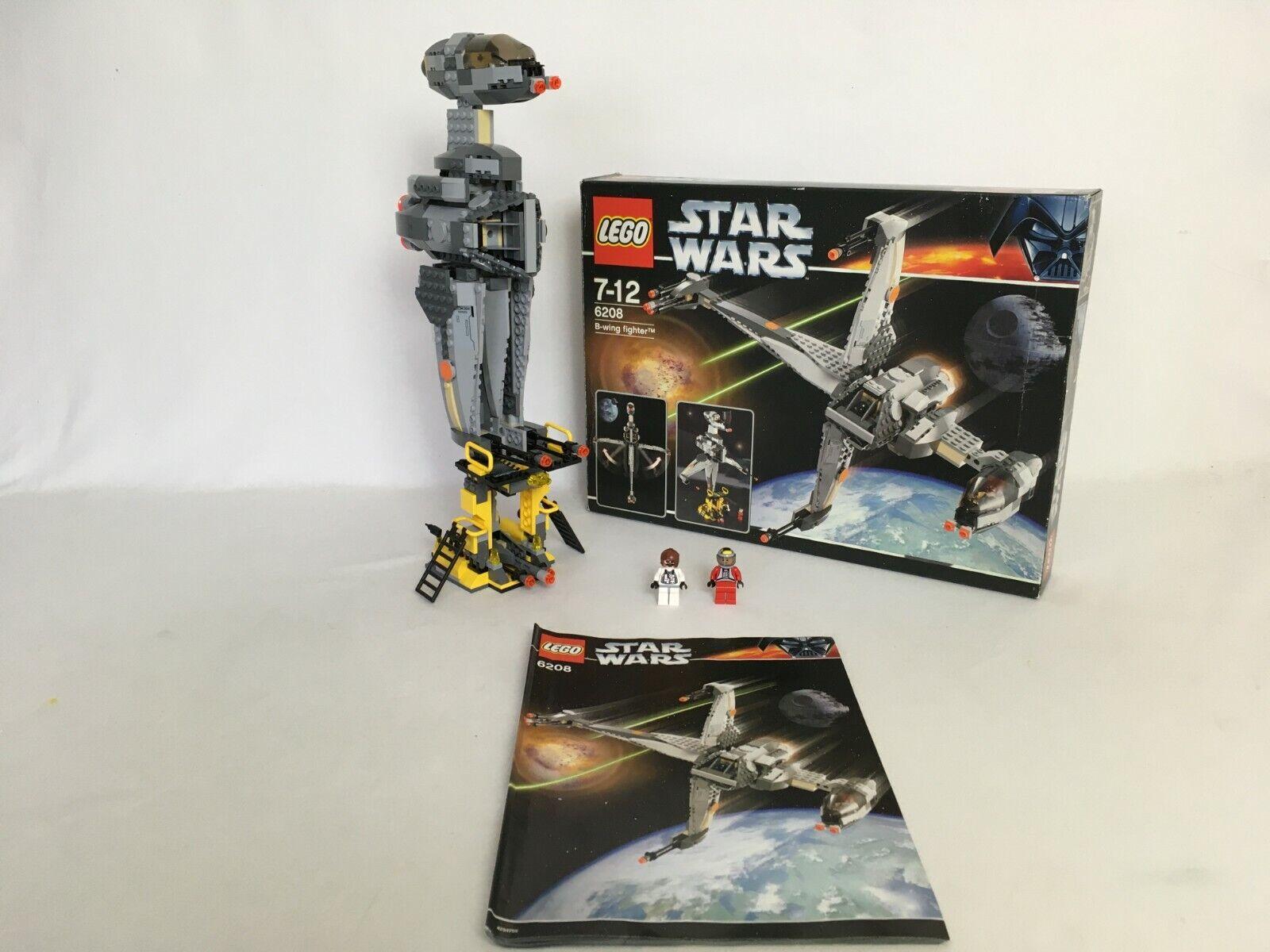 LEGO® Star Wars 6208 B-Wing mit Struktur OVP