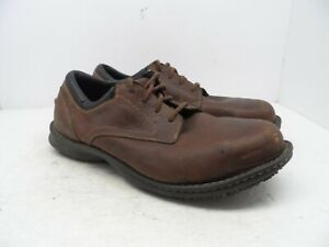 TIMBERLAND-PRO-Men-039-s-GLADSTONE-ESD-STEEL-TOE-WORK-SHOES-85590-Brown-13W