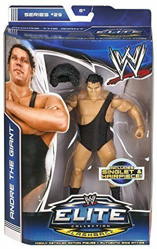 WWE MATTEL ELITE SERIES 29 ANDRE THE GIANT WRESTLING FIGURE