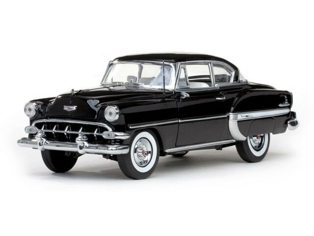 Chevrolet Bel Air >> 1954 Chevrolet Belair Black 1 18 Sunstar 1707