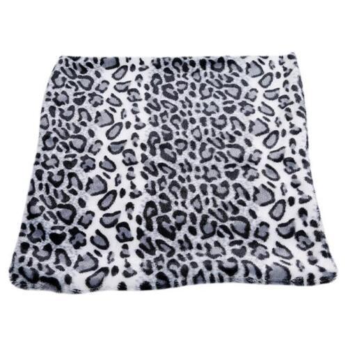 Square Animal Print Leopard Throw Pillow Case Sofa Cushion Cover Home Decor JH