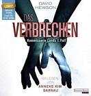 Hewson, D: Verbrechen/2 MP-CDs von David Hewson (2014)