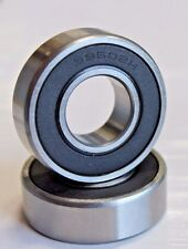 "QTY. 2 x 99502H Bearing 1-3/8""OD x 5/8""ID x 7/16""H   Mower Spindle  Go-Kart"