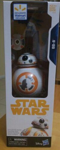 """STAR WarsWalmart esclusivo BB-8 12/"""" scalaNuovo di Zecca"""