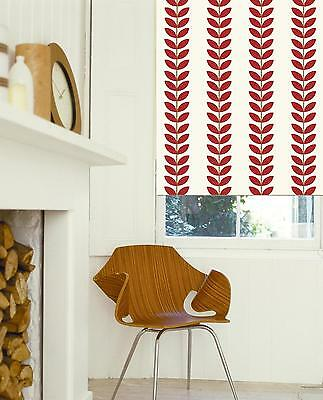 Botanical/Cosmos Patterned Blackout Roller Blinds - Cheap - Various Sizes