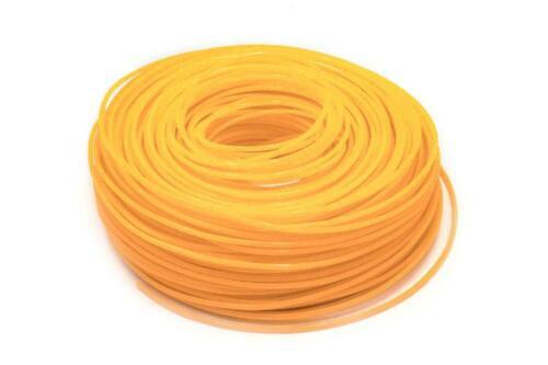arancione//rosso Makita per Stihl Filo di ricambio mähfaden per tagliaerba 2,4mm x 88m