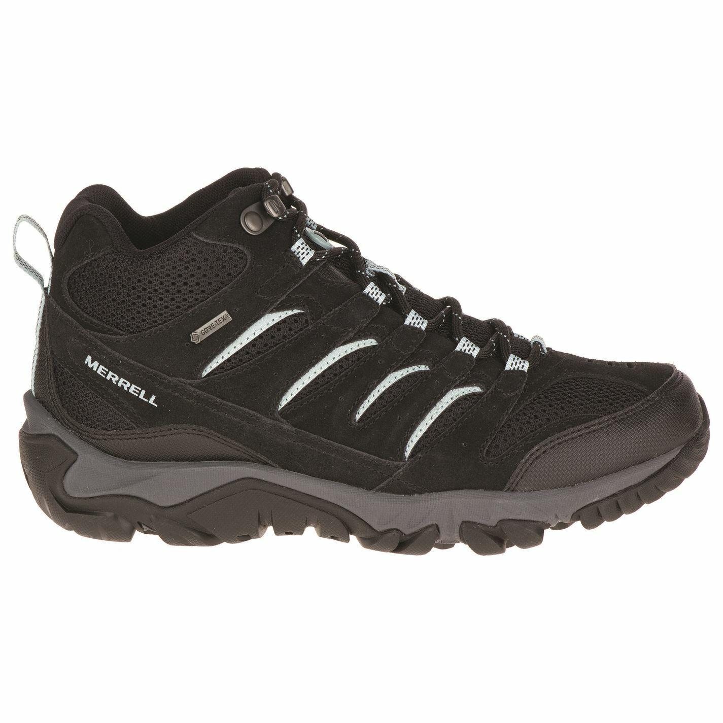 Merrell  Womens Pine Mid LdsCL99 Waterproof Walking Boots  shop online