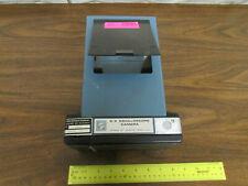 Tektronix C 5 Oscilloscope Camera Vintage Ilex Lens With Film Back Polaroid
