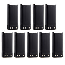 9pcs NEW NI-MH KNB-45L Battery for KENWOOD TK-2207 TK-3207 TK-2312 TK-3312