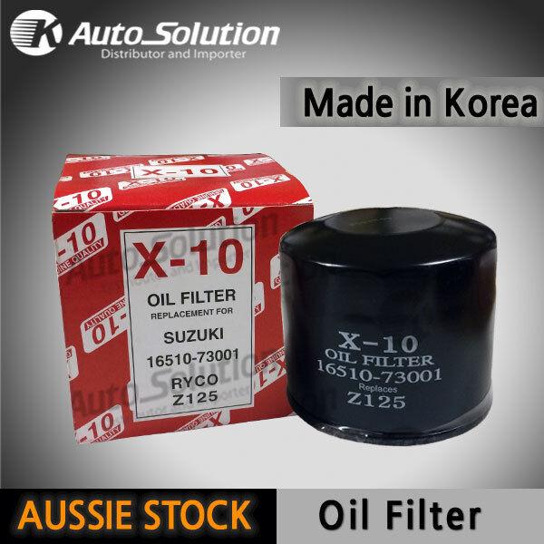 Premium Oil Filter Z125 Fits DAIHATSU Charade HOLDEN Barina SUZUKI Swift Sierra