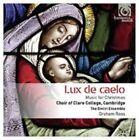 Lux de Caelo: Music for Christmas (CD, Oct-2014, Harmonia Mundi (Distributor))