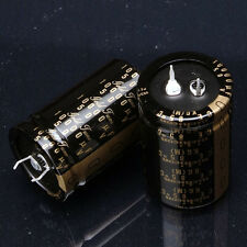 2pcs capacitor nichicon KG Gold Tune 10000UF 50V  good for DAC Preamp amplifier