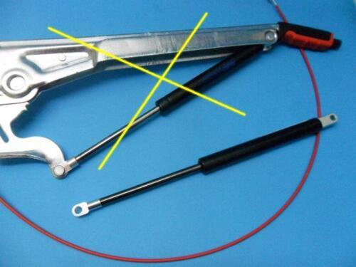 La presión del gas resorte gf 10//22 820n de longitud ojo a mediados 375mm alko mano palanca de freno 161s 251s