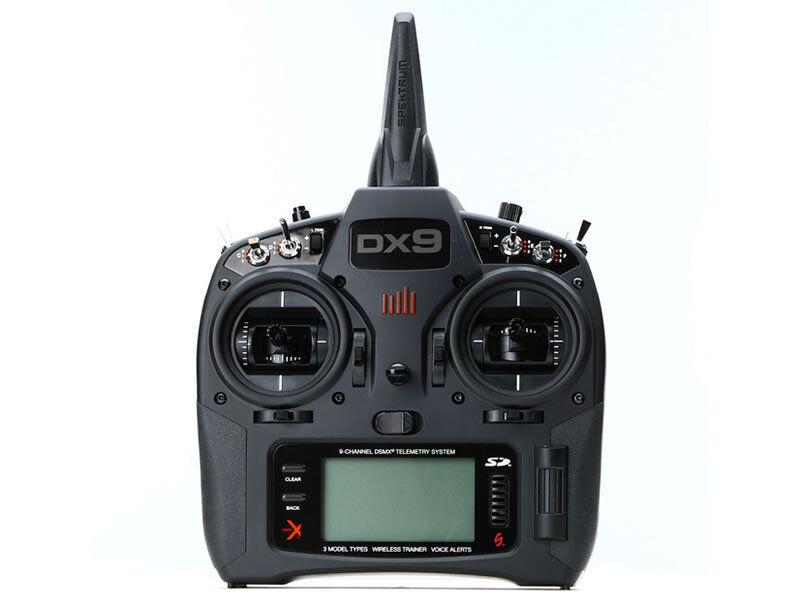 Spektrum Dx9 9-channel Versione  Nera Dsmx Sistema  compra meglio