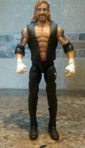 WWE Mattel Elite Series 36 Diamond Dallas Page Wrestling Action Figure Complete