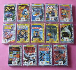 Sinclair-ZX-Spectrum-COLLECTION-of-BUG-BYTE-GAMES-48k-128k