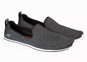 Black Gray Performance Shoes GOGA MAX