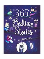 365 Bedtime Stories And Rhymes (deluxe Edition) (365 Treasury) Free Shipping