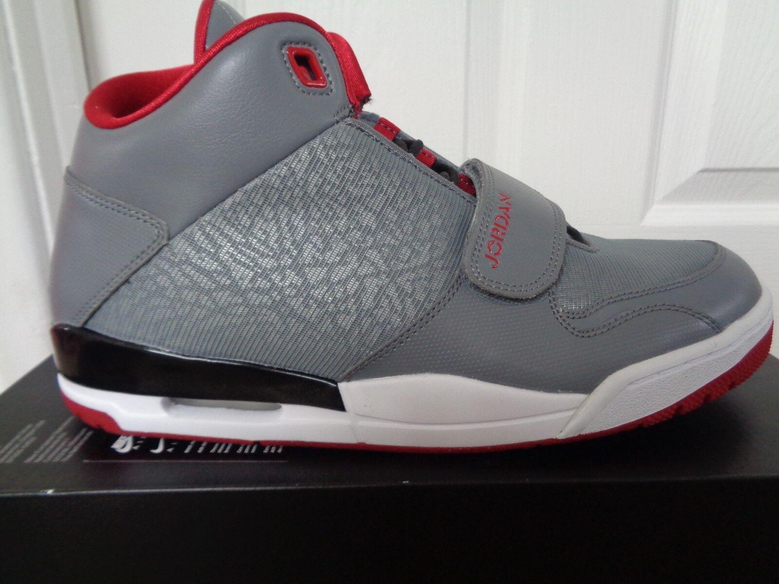 Nike Air Jordan FLTCLB 90 basketball chaussures 602611 022 uk 9.5 eu 445. us 10.5 NEW