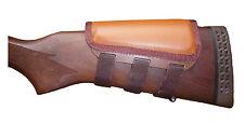 Rifle Cheek Pad/ Cheek Riser / CheekRest by ITC Marksmanship / Synthetic Leather