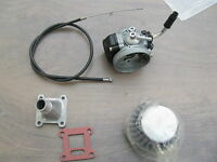 701 Mini Pocket Bike Performance Carburetor Kit 47cc 49cc Parts A1 A2