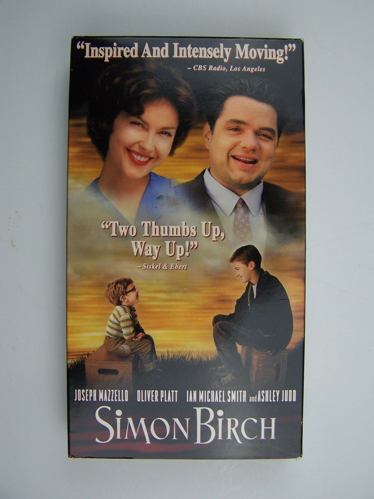 Simon Birch VHS Video Tape Ashley Judd