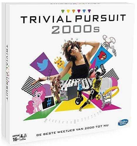 Hasbro trivial pursuit 2000er - sparerschutz