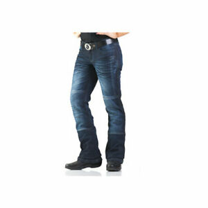 Motorcycle *Ships Same Day* DRAYKO CARGO Riding Jeans Black