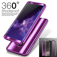 For Samsung Galaxy S9 S8 S10Plus 360°Shockproof Full Body Hybrid Hard Case Cover