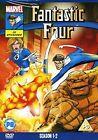 Fantastic Four Season 1 -2 26 Episodes Marvel 4 DVD Set - &