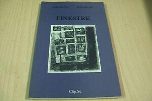 FILOSA-FEDI-FINESTRE-CLIP-SE-DICEMBRE-1991-PRIMA-EDIZIONE-BUONISSIMO