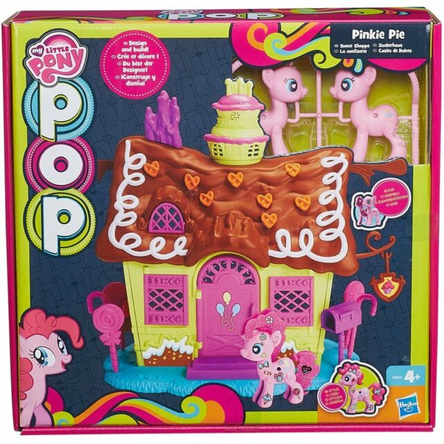 My Little Pony POP Pinke Pie Sweet Shoppe Playset for 4 - 8 years