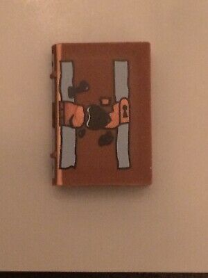 Lego Harry Potter MinifigureTom Riddle/'s Diary Book Brown Free s//h