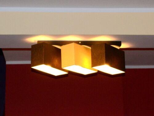 Deckenlampe Deckenleuchte Lampe Leuchte 3 flammig TOP Design Merano B3D NEU /&OVP