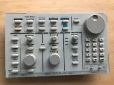 Tektronix Tds620a Front Panel In Excellent Working Condition Pn 671 2469 02