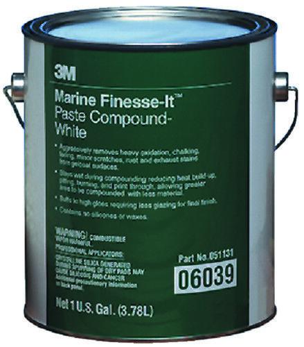 3M Finesse-It Marine Pastenzusammensetzung 06039 1 Gallon