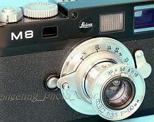 Fed 1:3 .5 F = 50mm Leica LTM/L39 Lens fit Made in URSS (anche per Leica M9 M8.2)