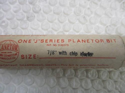 JPL 12/'/' Planetor Wood Boring Bit 7//8/'/' Henry Stewart Co