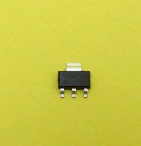 1A 5V Step Down Voltage Regulator AMS1117 Chip SOT-223 LM1117