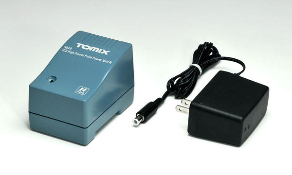 Tomix 5529 TCS High Power Point Power Unit N (N scale)