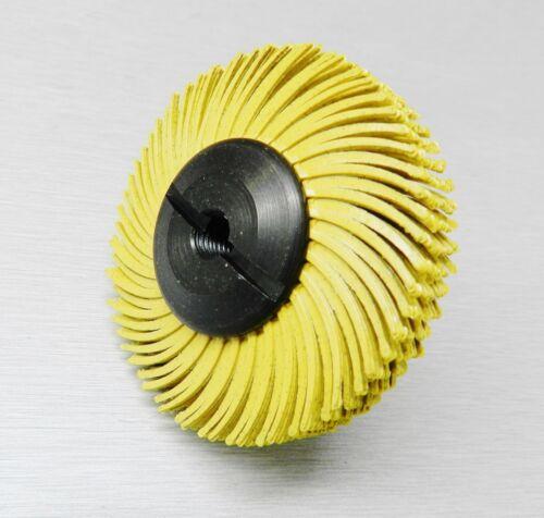 "3m™ Mandrel 990 for Radial Bristle Discs /& Unitized Wheel 1-3//4/"" x 1//4/"" x 1/"""