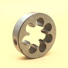Schneideisen Die 22mm x 2.5 Metrisches rechts 6g M22 x 2.5mm