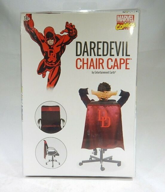 Marvel Comics Daredevil Chair Cape Sealed New Red T3