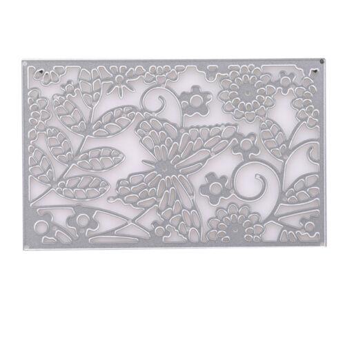 Metal Cutting Dies Stencil Scrapbook Paper Cards Embossing Craft DIY Die-Cut KV