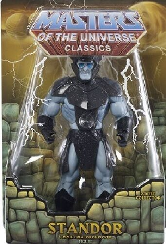 Standor 2013 Comikaze Exclusive MOTU HE MAN Masters of the Universe Classics NEU