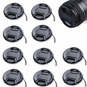 10pcs-40-5mm-Center-Pinch-Snap-on-Front-Cap-for-ALL-canon-nikon-sony-Lens