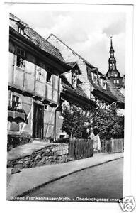 AK-Bad-Frankenhausen-Oberkirchgasse-1954