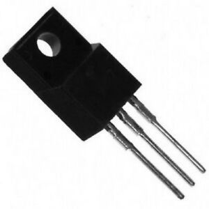 ON Semiconductor FDPF51N25 N-channel MOSFET 51 A 250 V UniFET 3-Pin TO-220F