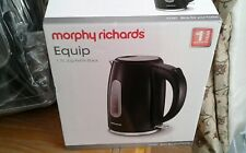 New Morphy Richards Electric Kettle
