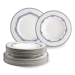 gallo design villeroy boch group daily blue tafelset 12tlg ebay. Black Bedroom Furniture Sets. Home Design Ideas